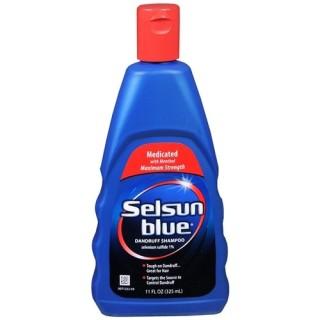 Selenium-sulfide